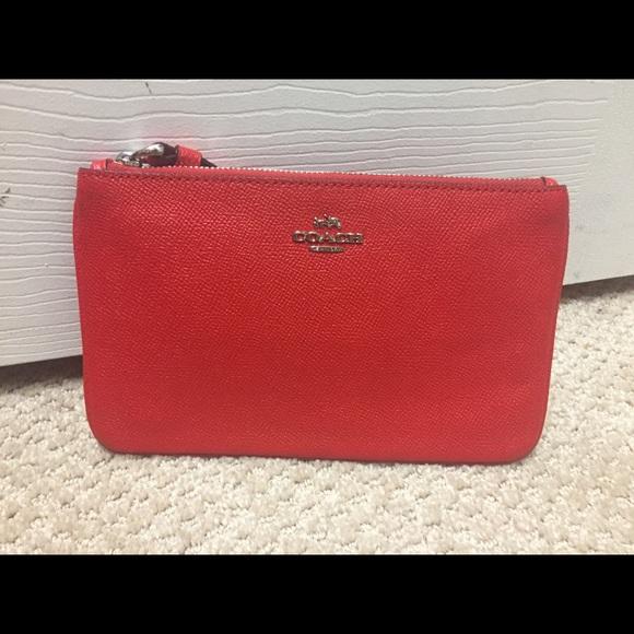 Coach Handbags - Coach Wristlet , brand new